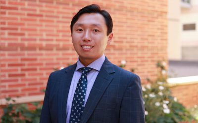 Junyoung Park Receives Hellman Fellowship
