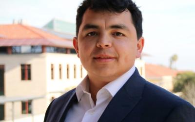 Dr.  Morales-Guio joins CBE