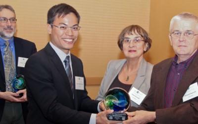 """University of Arizona honors Kun-Chieh """"Jack"""" Chen"""