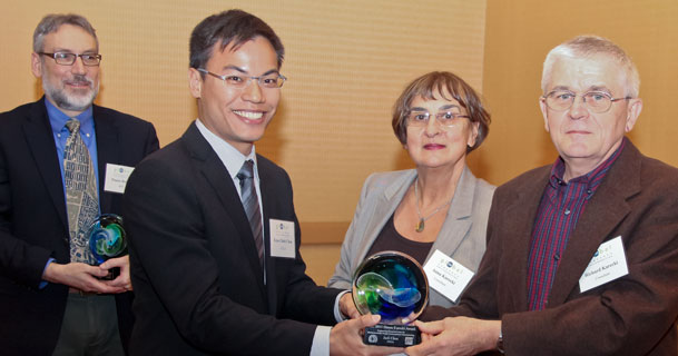 "University of Arizona honors Kun-Chieh ""Jack"" Chen"