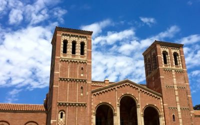 UCLA ties for No. 1 Public University in the U.S. News and World Report `Best Colleges' Ranking